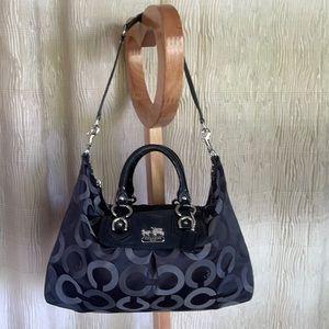 Like New Coach Shoulder/Hobo bag No D0982-13862